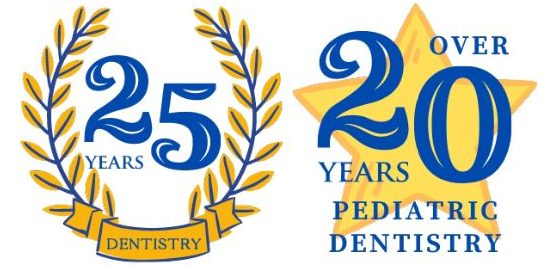 Dr, Mayes Service of 25 years in Dentistry and over 20 years in Pediatric Dentistry